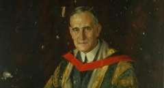 Portrait in Loke Yew Hall